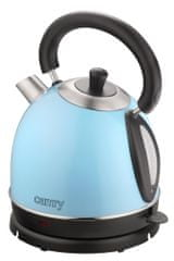 Camry grelnik vode 1,8L 1800W, moder