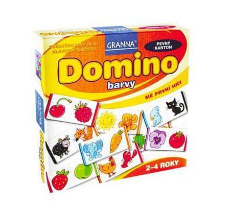 Granna Domino barvy 02068