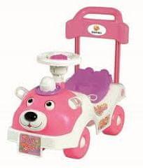 Happy Well poganjalec Pinky Dream Bear