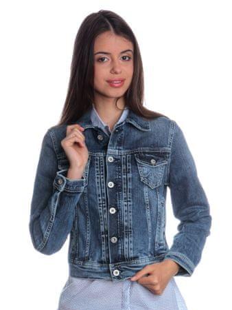 72d28a90786 ... Pepe Jeans Náš kód  788869004. dámská jeansová bunda Mikas L modrá