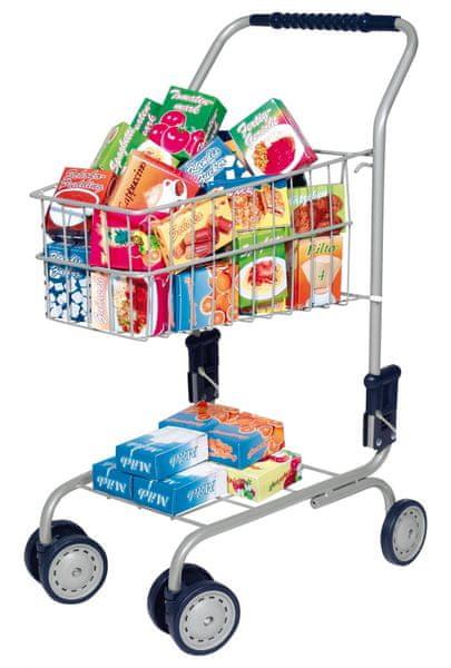 Bayer Design Nákupní košík naplněný