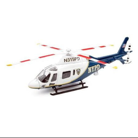 New Ray helikopter Agusta Westland AW 109 - gasilci