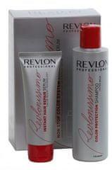 Revlon zestaw Revlonissimo Non Stop Color System: szampon - 200 ml + serum - 75 ml