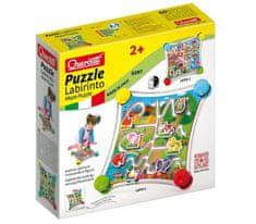Quercetti Puzzle Labirinto 0297