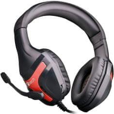 C-Tech Nemesis černo-červená (GHS-13R)