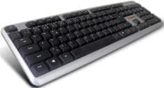 C-Tech KB-102 USB slim silver, CZ/SK (KB-102-U-SL)