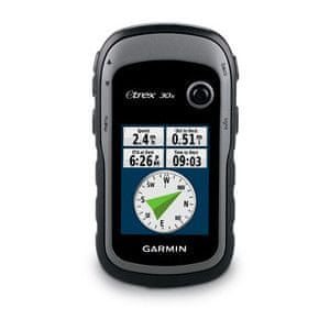 Garmin eTrex 30x + SK TOPO