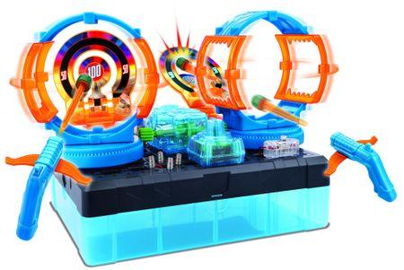 Amazing Toys Limited Connex igra 2v1, Zadeni tarčo na baterije