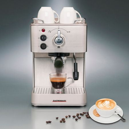 Gastroback Kávéfőző (Design Espresso) II. osztály