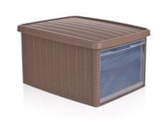 Stefanplast Multifunkční ratan box 15L