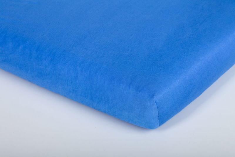 Träumeland Prostěradlo Tencel 40×90 cm, Blau