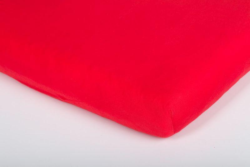 Träumeland Prostěradlo Tencel UNI, Rot