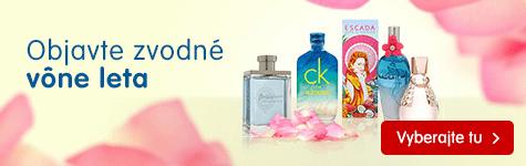 SK Objavte vône leta