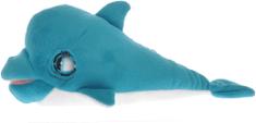 Mikro hračky Holly Plüss delfin, 30 cm