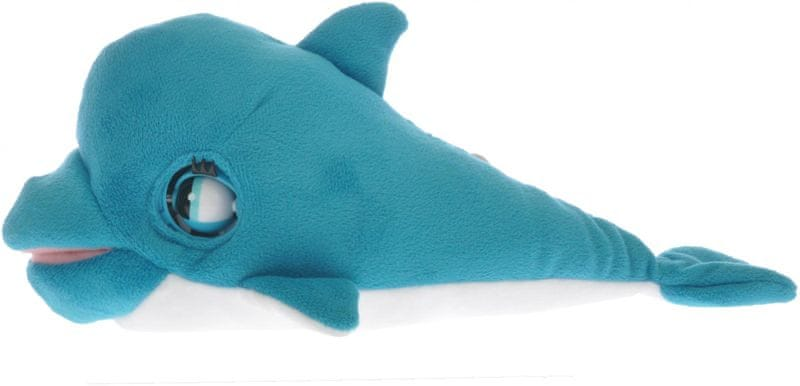 Mikro hračky Delfínek Holly 30cm