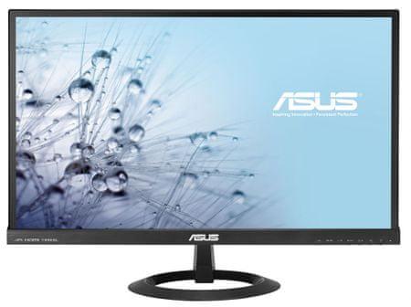 Asus IPS LCD monitor VX239H (črn)