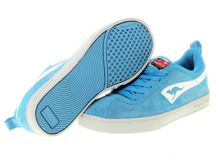 KangaROOS pánské tenisky Tail 43 modrá