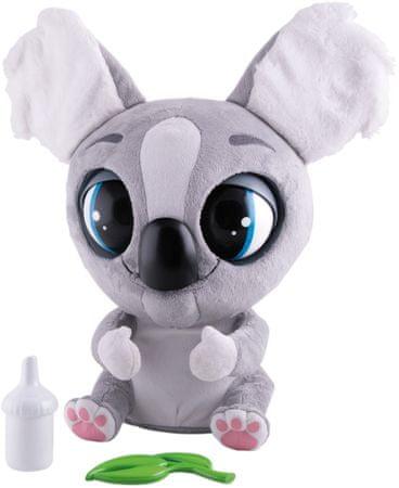 Mikro hračky Kao Kao Interaktív plüss koala, 35 cm