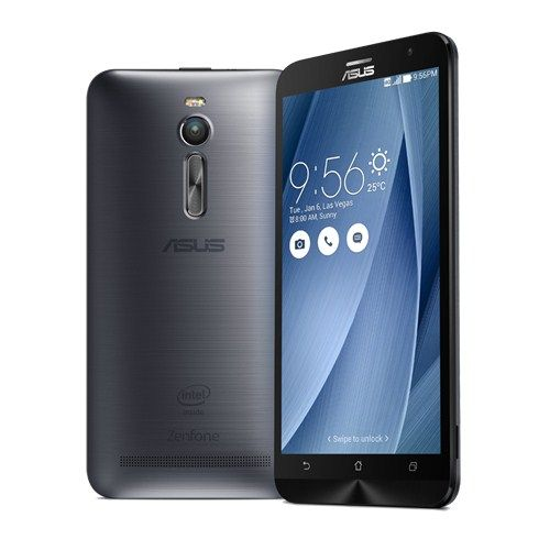 "Asus ZenFone 2, 5,5"", 64GB, stříbrný - II. jakost"