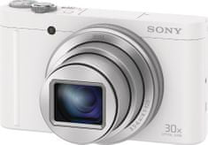 Sony digitalni fotoaparat DSC-WX500W, bijeli