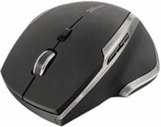 Trust mysz Evo Advanced Wireless Compact Laser Mouse (20249)