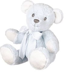 Suki medvedek Baby Hug-a-Boo, 30 cm, moder