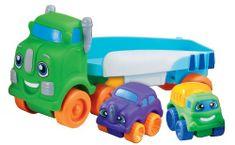Lamps Kamión s autíčkami pre najmenších