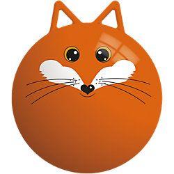 John žoga skokica z ročajem, Lisica, 45-50 cm