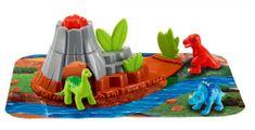 Lamps Wulkan z dinozaurami dla najmłodsWulkan z dinozaurami dla najmłodszychzych