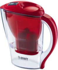 BWT Filtrační konvice Initium red + 2x filtr