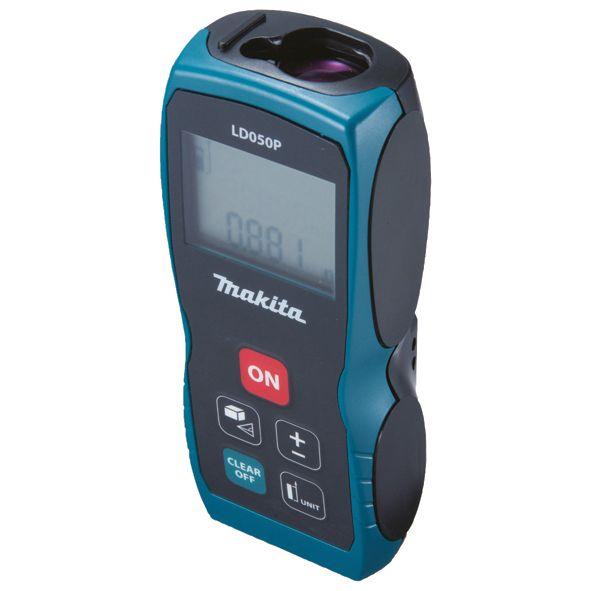 Makita Laserový dálkoměr 0-50m LD050P