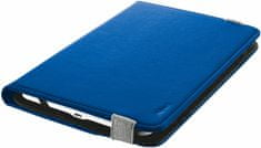 "TRUST Primo Folio Case with Stand for 7-8"" tablets - blue (20313)"