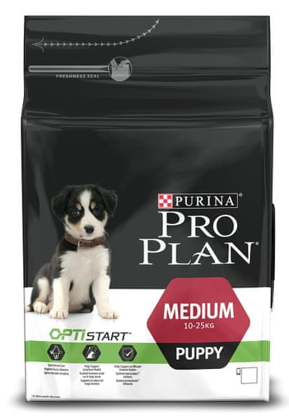 Purina Pro Plan Medium Puppy 3 kg