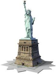 Ravensburger sestavljanka 3D, Kip Svobode