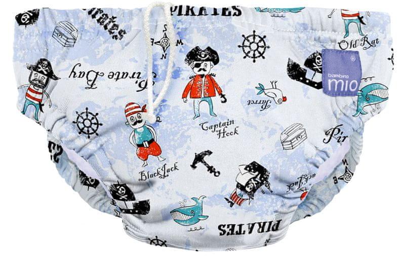 Bambinomio Koupací kalhotky NEW - Pirate Bay, velikost M