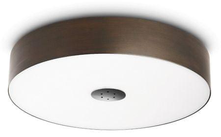 Philips Lampa sufitowa Ecomoods 40340, brązowy