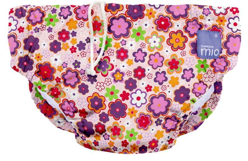 Bambinomio Koupací kalhotky NEW - Ditzy Floral, velikost L