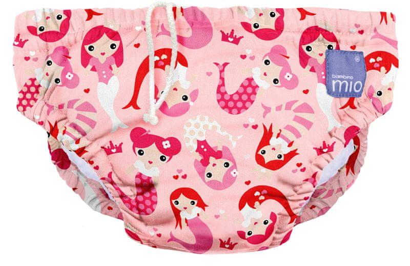 Bambinomio Koupací kalhotky NEW - Mermaid, velikost XL