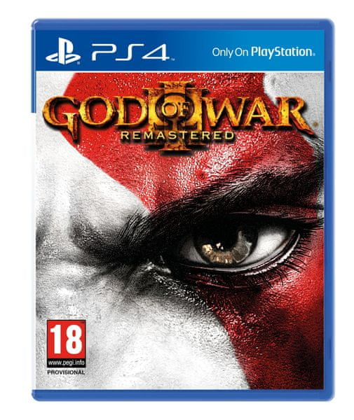 Sony God of War 3 Remastered / PS4