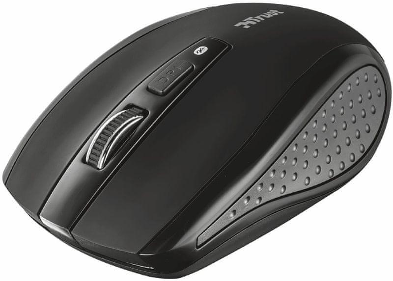 Trust Siano bluetooth myš, černá (20403)