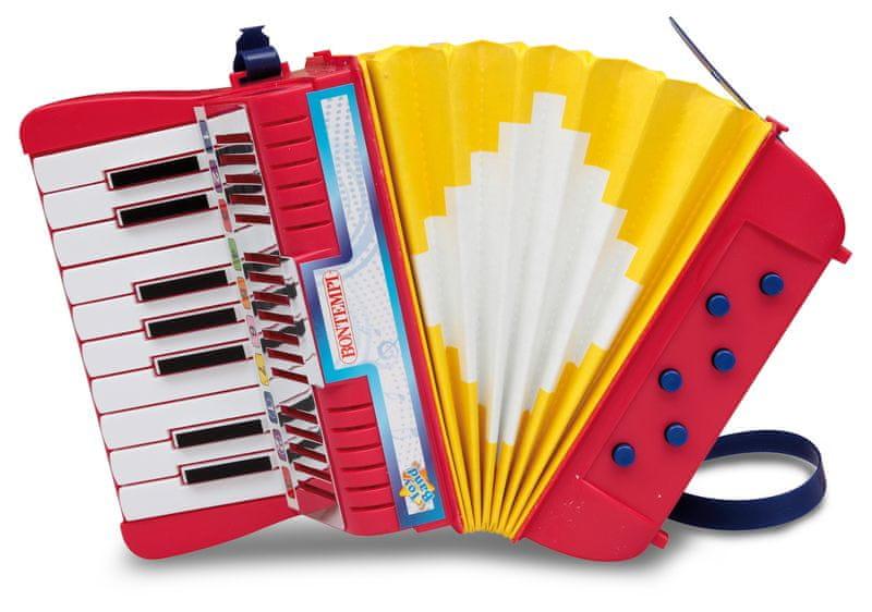 Bontempi Akordeón 17 kláves