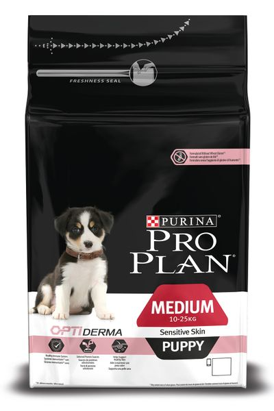 Purina Pro Plan Medium Puppy Sensitive Skin 1,5 kg