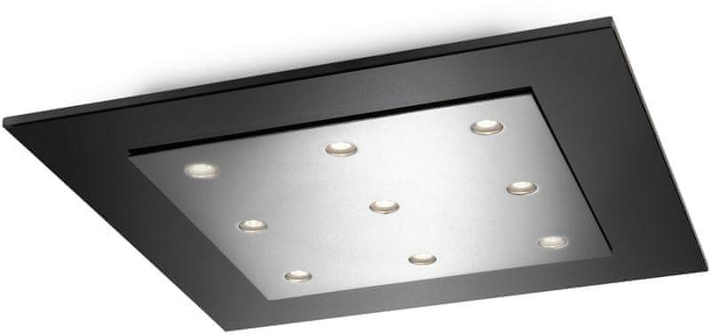 Philips Stropní LED svítidlo Matrix černá - II. jakost