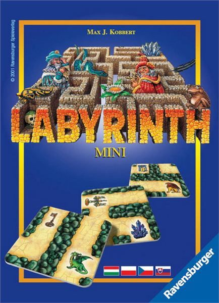 Ravensburger Labyrint mini hra