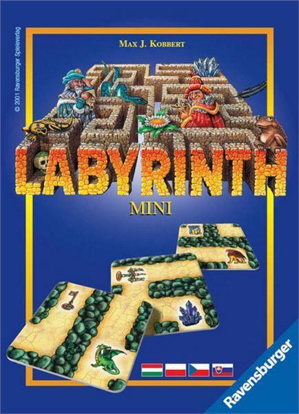 Ravensburger Labyrint mini hra