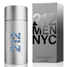 Carolina Herrera 212 EDT - TESTER - 100 ml