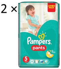 Pampers ActivePants 5 Junior Jumbo Pack 2 × 48 ks