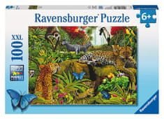 Ravensburger Divoká džungle 100d