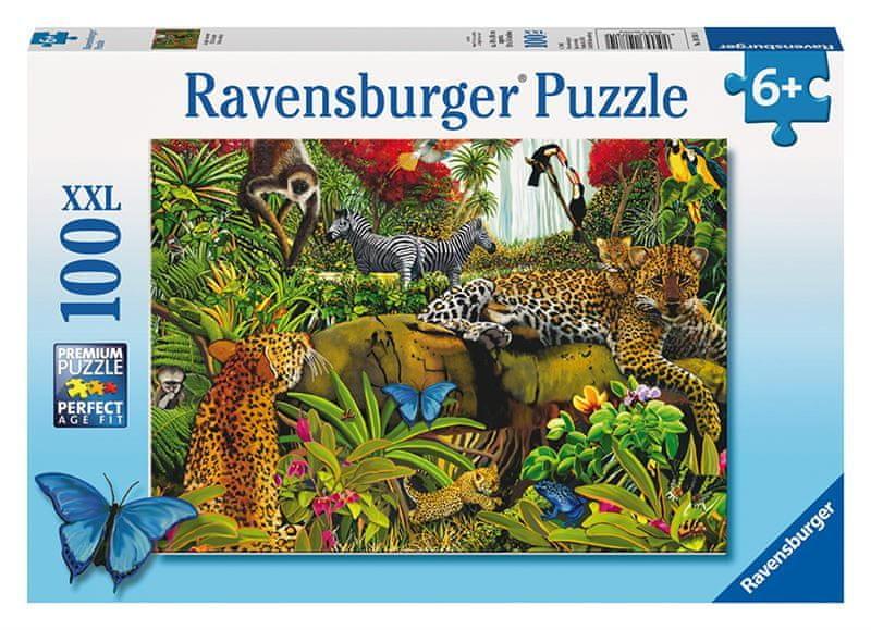 Ravensburger Divoká džungle 100d
