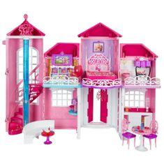 Barbie Willa w Malibu BJP34